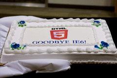 Прощай ИЕ6 ;(