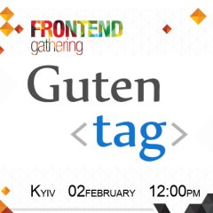 Frontend Gathering February 2013